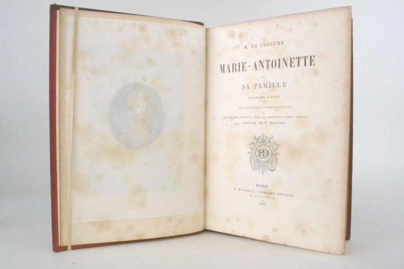 A vendre: livres sur Marie-Antoinette, ses proches et la Révolution - Page 7 Zducre22