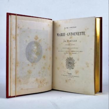 A vendre: livres sur Marie-Antoinette, ses proches et la Révolution - Page 7 Zducre35
