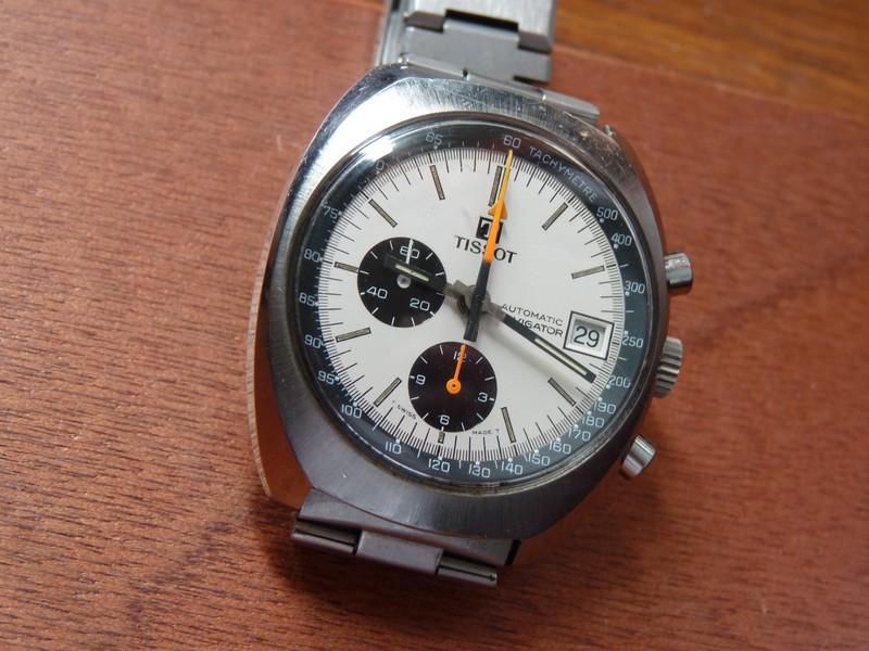 Tissot - TISSOT NAVIGATOR YACHTING 1972 P1330610