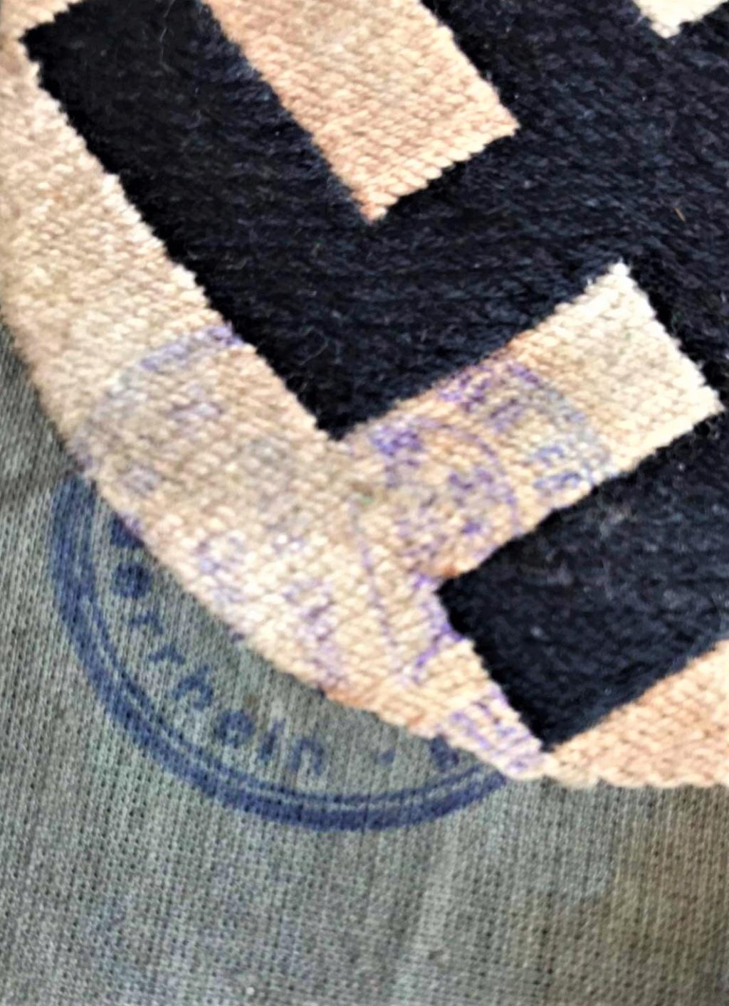 Brassard Allemand Stahlhelm 1930/33 Img_0910
