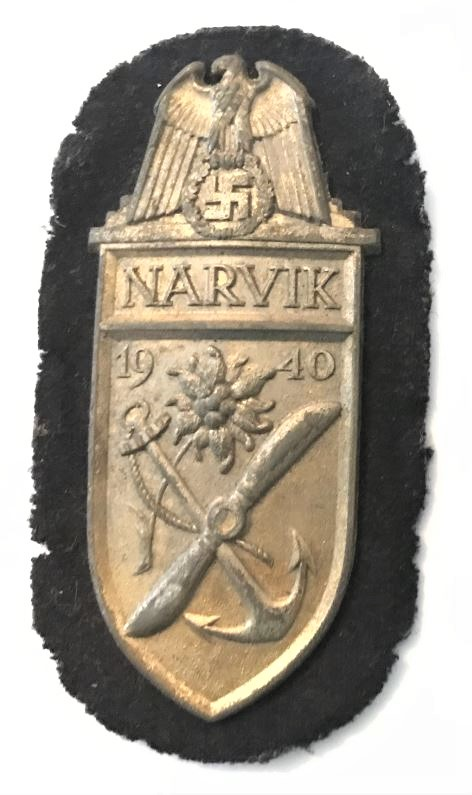 Plaque de bras Narvik Narvik10