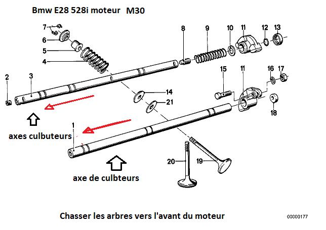 [ BMW E23 728i M30B28 ] démontage culasse (résolu) 11_03911