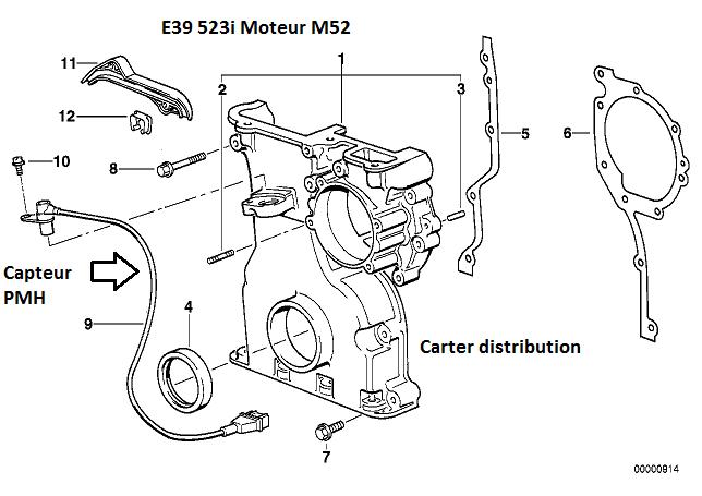 [ BMW e39 523i an 1996 ] problème capteur aac 11_14810