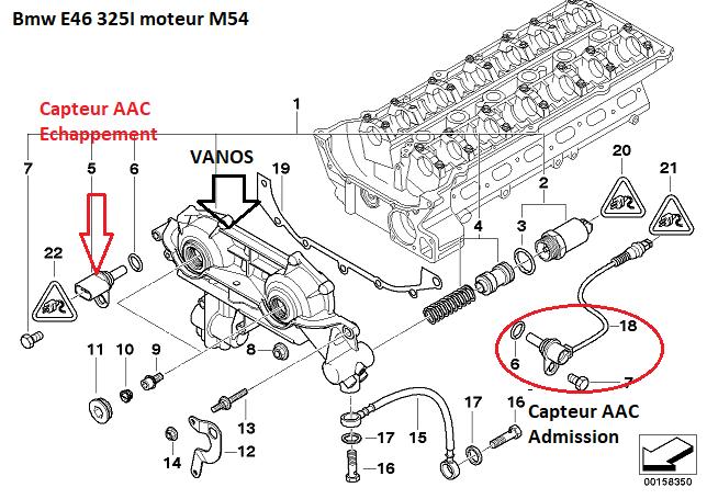 [ BMW E46 compact 325ti an 2002 ] Coupure / extinction moteur en roulant 11_21710