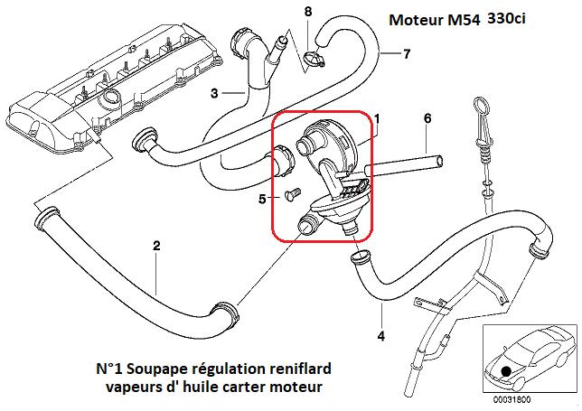 [ BMW e46 330ci an 2000 ] mélange trop pauvre insoluble. 11_21912