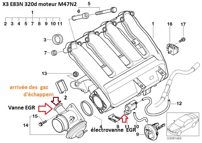 [ Bmw E83 X3 2.0d M47N2 an 2006 ] CT refusé, défaut P0401 (Résolu ) 11_33210