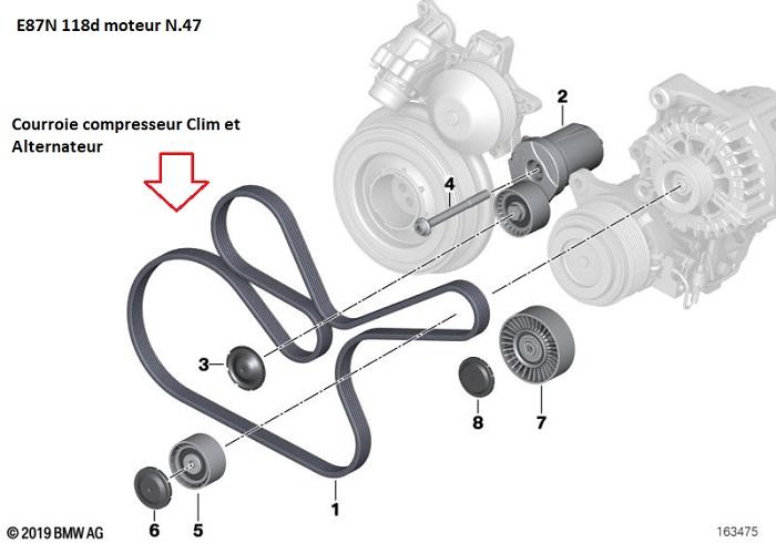 [ Bmw E87N 118d n47 an 2008 ] Climatisation non fonctionnelle 11_41510