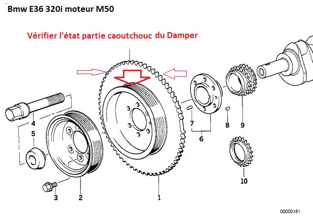 [ BMW e36 320i M50 an 1991 ] Panne moteur (Résolu) 11_60010