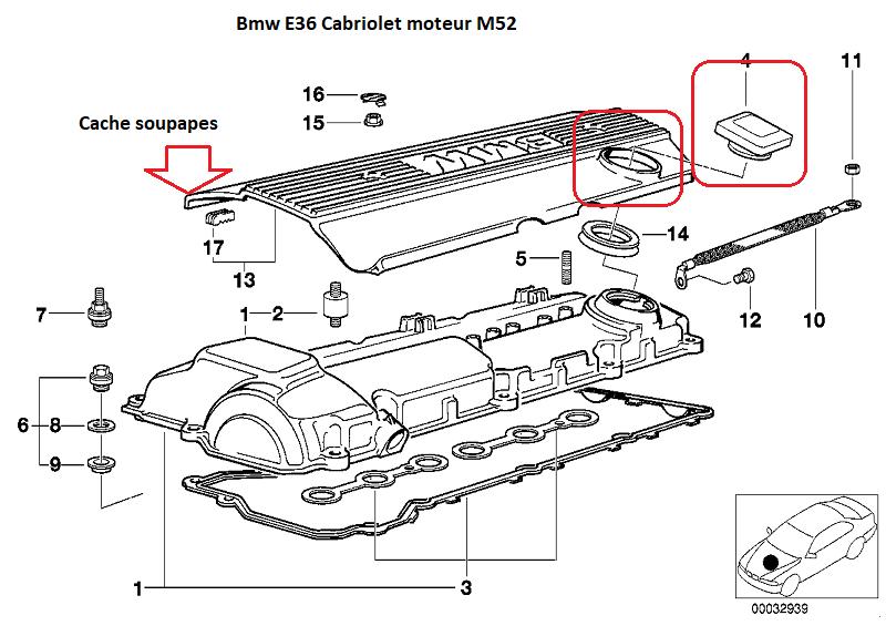 [ BMW e36 320I Cabriolet an 1995 ] M50 ou M52 ? (résolu) 11_61410