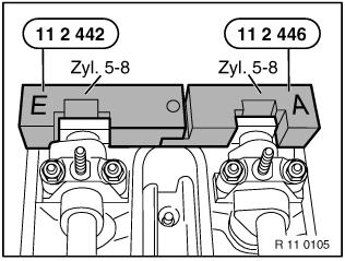 [ BMW E38 740ia M60 an 1995 ] soucis calage  11_aac11