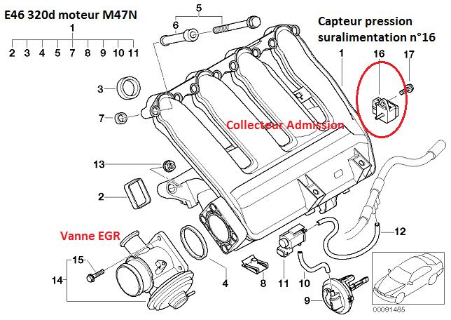 [ BMW E46 320d M47N an 2004 ] mode dégradé suite changement moteur. 11_cap10