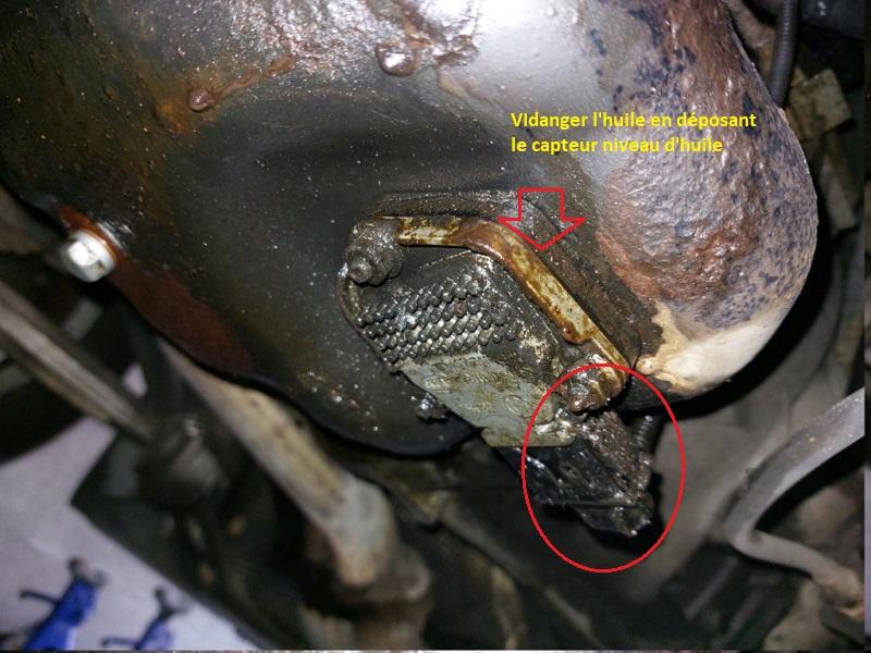 [ BMW E46 316i N46 an 2005 ] Fuite joint carter d'huile ? 11_e4612