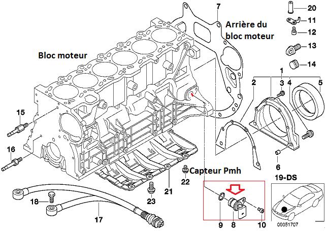 [ BMW e46 325i m54 an 2003 ] problème capteur arbre à came côté admission (Résolu) 11_e4615