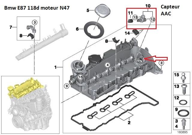 [ BMW E87 118d N47 an 2008 ] ne démarre pas (résolu) 11_e8710