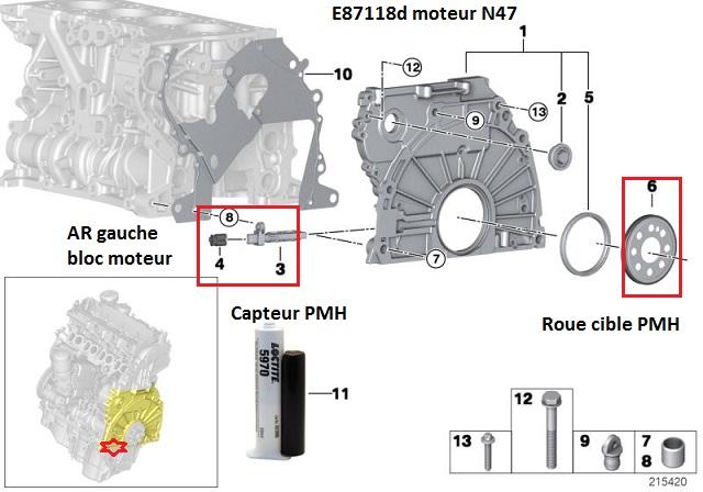 [ BMW E87 118d N47 an 2008 ] ne démarre pas (résolu) 11_e8711