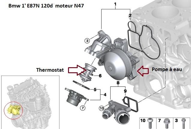 [ BMW série E87N 120d an 2008 ] problème ventilateur moteur 11_e8712