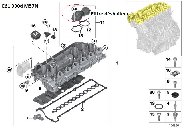 [BMW E.61 M57N 2004] Pression d'huile insuffisante (Résolu) 11_e9110