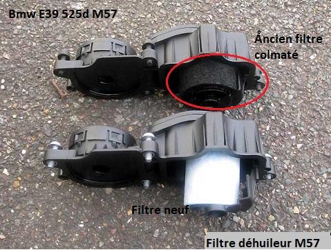 [ Bmw E46 330d M57 an 2002 ] fumée au ralenti et nuage a l'accélération  11_fil12