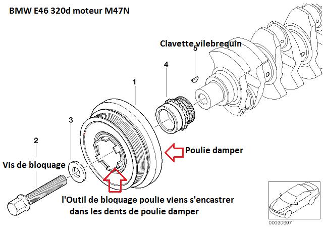 [ BMW E46 320TD M47N an 2001 ] questions changement moteur 11_m4710