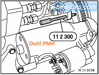 [ BMW e46 320d M47 an 2001 ] démarrage impossible APRÈS LE CHANGEMENT DU JOINT CULLASE (Résolu) 11_m4727