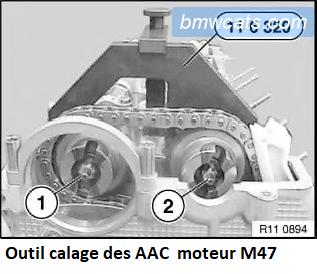 [ BMW e46 320d M47 an 2001 ] démarrage impossible APRÈS LE CHANGEMENT DU JOINT CULLASE (Résolu) 11_m4728