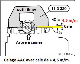 [ BMW E36 325 TDS M51 an 1998 ] Contrôle chaine de distribution 11_m5117