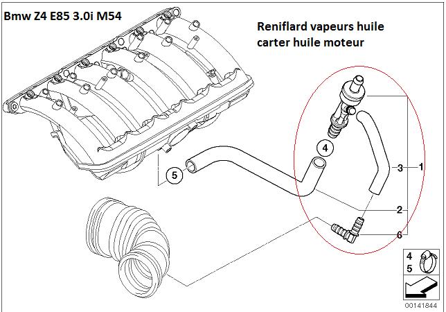 [ BMW Z4 3.0 i M54 an 2003 ] Accélérateur inactif  11_m5411