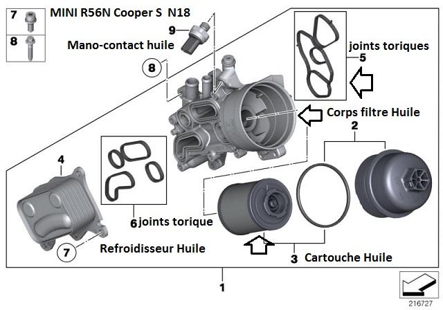 MINI R.56 COOPER S N.18/an 2010 ] fuite d'huile moteur (Résolu ) 11_min13