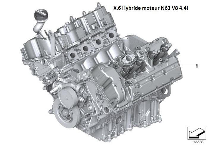 [ Bmw E72 X6 Hybride N63 4.4 an 2011 ] Problème Moteur.  11_mot10