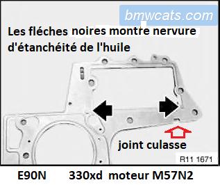 [ BMW E46 330xd M57N2 an 2006 ] Remplacer distribution 11_mot12