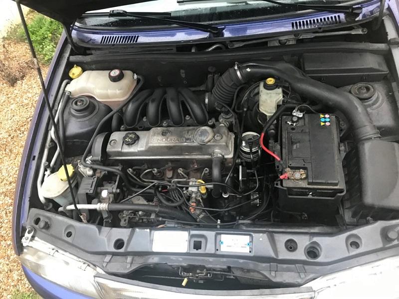 [ Ford Fiesta 1.8D an 1999 ] Démarrage difficile 11_mot14