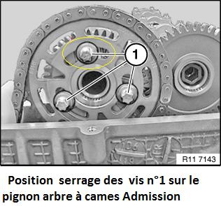 [ BMW E90 320D N47 ] Problème démarrage après changement chaine  11_n4710