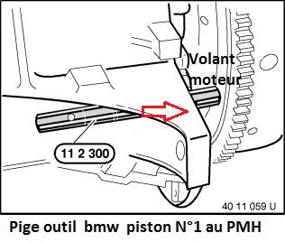 [ BMW E36 318i M40 ] Calage distribution  11_pig10