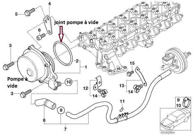 [résolu][ BMW E39 525d M57 an 2002 ] Perte d'huile importante soudainement (Résolu ) 11_pom10