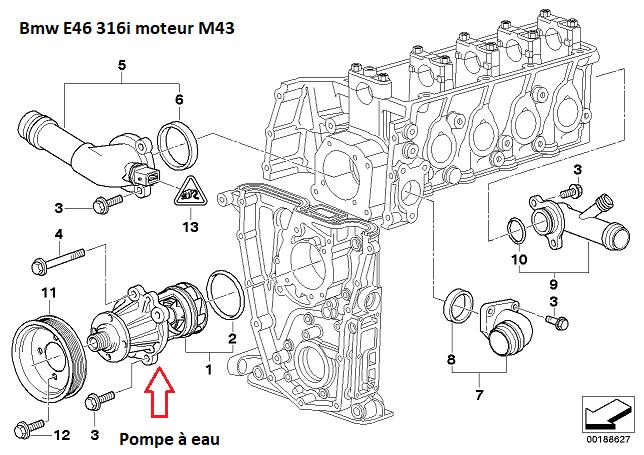 [ Bmw E46 316i M43 an 2000 ] Le moteur chauffe (Résolu) 11_pom11