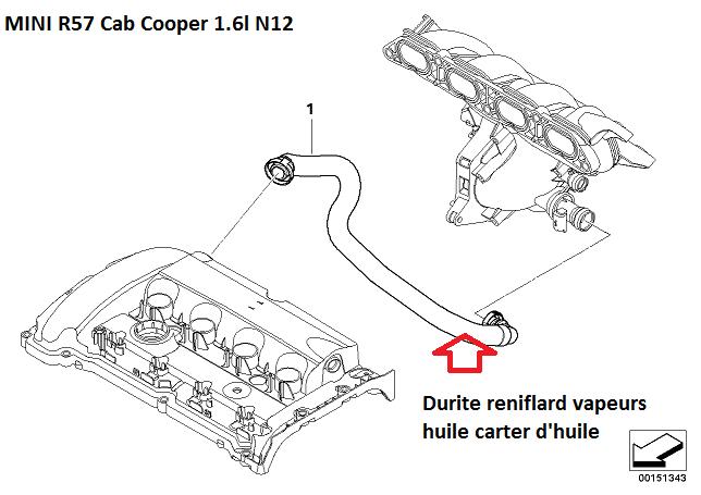 [ Mini Cab R57 Cooper 1.6 N12 an 2009 ] problème ralenti à froid. 11_ren10