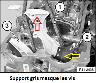 [ BMW 316I N42 1.8 85KW an 2002 ] Casse rail de guidage chaîne distribution (Résolu) 11_sui10