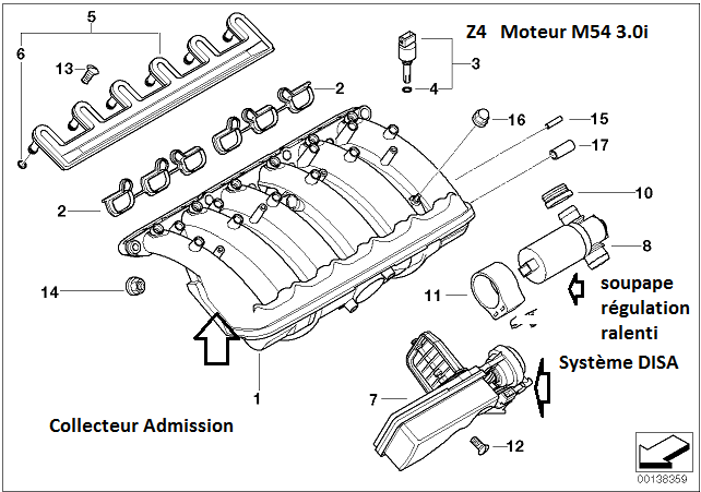 [ BMW Z4 3.0 i M54 an 2003 ] Accélérateur inactif  11_sys10