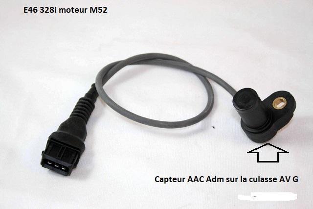 [ BMW E46 328i M52 an 1998 ] voyant EML et voyant moteur s'allument 12_cap11