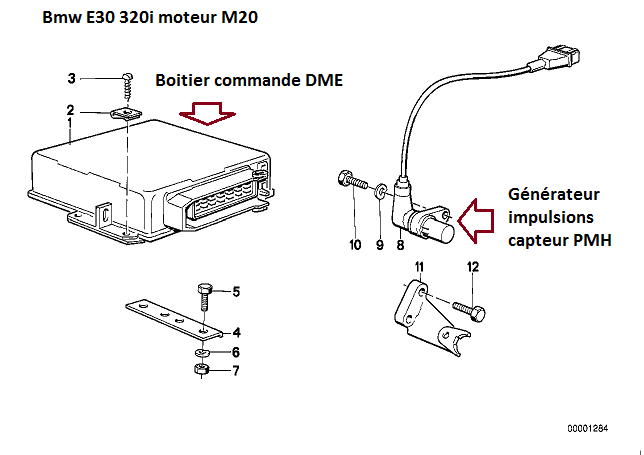 [Bmw E30 320I  essence année / 1989] Pas de démarrage ? 12_e3010