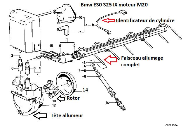 [ BMW e30 325ix an 1987 ] problème allumage (Résolu ) 12_e3011