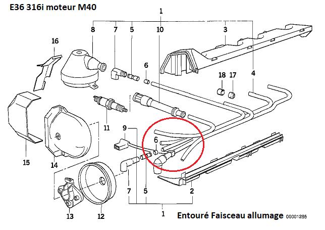 [ BMW E36 316I M40 an 1993 ] perte puissance - montée dans les tours.  12_e3610