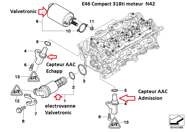[résolu][ BMW E46 Compact 318ti N42 an 2003 ] Moteur ne démarre pas 12_e4612