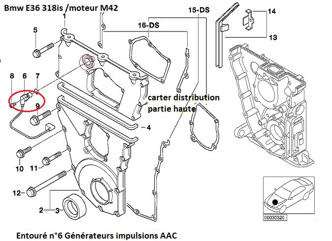[ BMW E36 318is an 1993 ] Problème de démarrage et de ralenti 12_eme10
