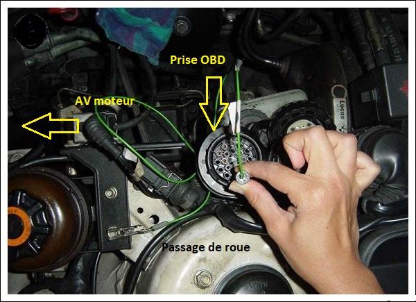 [ BMW E36 an 1997 ] Recherche prise obd 12_oil10