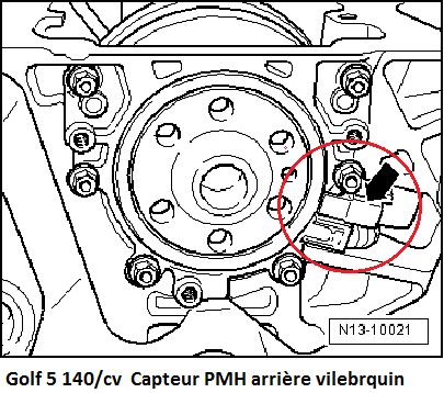 [ VW Golf V tdi 140 BKD DSG an 2007 ] Moteur coupe au ralenti 12_vw_10