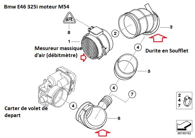 [ BMW E46 compact 325ti an 2002 ] Coupure / extinction moteur en roulant 13_09011
