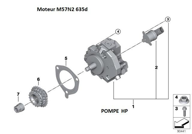 [ BMW E63 635D M57N2 an 2008 ] cale en roulant puis redémarre après quelques minutes 13_09510