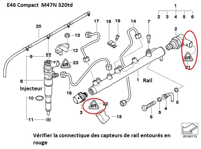 [ BMW E46 320TD M47TU compact an 2004 ] voyant moteur allumé + quelques erreurs (Résolu) 13_09510