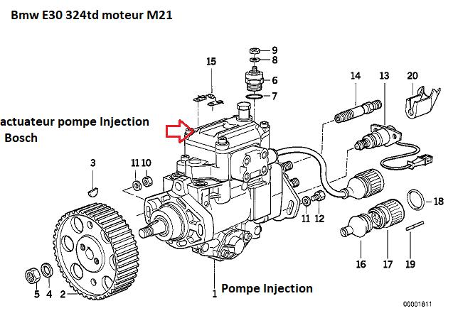 [ BMW 324 td an 1988 ] problème démarrage et accélération. 13_13210